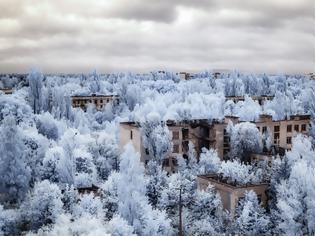 Φωτογραφία για Η αποκλεισμένη ζώνη του Τσερνόμπιλ στον φακό του Vladimir Migutin