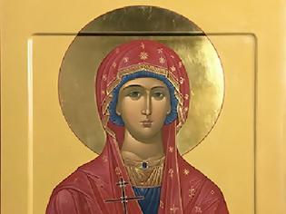 Φωτογραφία για Παράκληση στους Φίλους του Θεού: Αγία του Θεού Μαρίνα, πρέσβευε υπέρ ημών