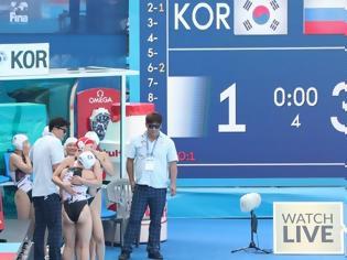 Φωτογραφία για Η Εθνική πόλο γυναικών της Νότιας Κορέας έχασε... 30-1, αλλά το πανηγύρισε - Δείτε γιατί