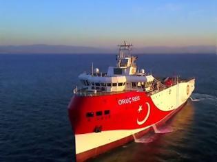 Φωτογραφία για Η Τουρκία «απαντά» στην ΕΕ στέλνοντας -και- το Oruc Reis στην Κύπρο