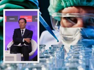 Φωτογραφία για Θ. Τρύφων στο Economist: 500 εκατ. ευρώ θα επενδύσει η φαρμακοβιομηχανία στην ανασυγκρότηση της ελλ.οικονομίας