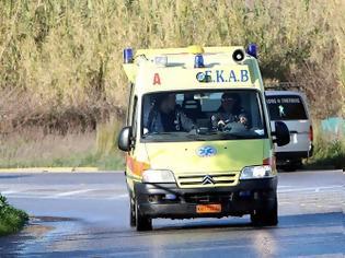 Φωτογραφία για Σοκ στο Βόλο: Σκότωσε τον φίλο του μπροστά στα δύο παιδιά του