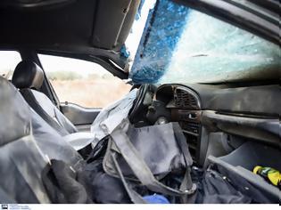Φωτογραφία για Θανατηφόρο τροχαίο δυστύχημα στο δρόμο Κοζάνης-Αιανής-Νεκρός 25χρονος από την Καισαρειά