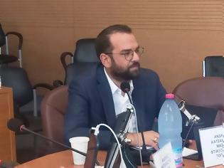 Φωτογραφία για Νεκτάριος Φαρμάκης: «Διάλογος με το Υπουργείο Παιδείας πάνω στο τρίπτυχο: Ακαδημαϊκή ενίσχυση - οικονομική βιωσιμότητα - κοινωνική ειρήνη»