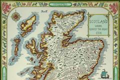 Σκωτία: Γεμάτη Αρχαιοελληνικά Τοπωνύμια