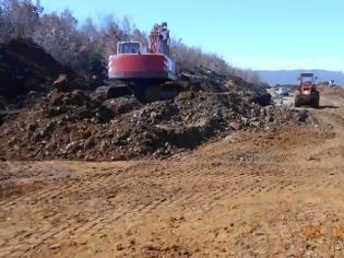 Φωτογραφία για Ανακοίνωση Σωματείων για την αναστολή λειτουργίας του ορυχείου χρωμίτη στη Βάρη Γρεβενών