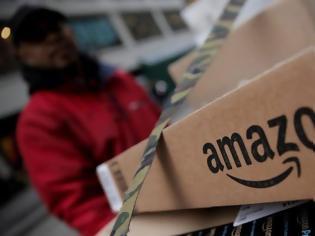 Φωτογραφία για Έρευνα σε βάρος της Amazon ανακοίνωσαν οι ευρωπαϊκές αρχές κατά του μονοπωλίου