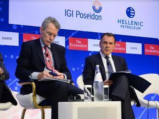 Φωτογραφία για Ομιλία ΥΕΘΑ Νικόλαου Παναγιωτόπουλου στην 23η Συζήτηση Στρογγυλής Τραπέζης με την Ελληνική Κυβέρνηση, του Economist