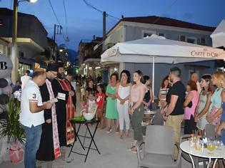 Φωτογραφία για Επίσημα εγκαίνια για το νέο cafe El Barrio των αδερφών Κώστα και φωτεινής Καϋμενάκη στο ΜΥΤΙΚΑ - {ΦΩΤΟ: Βάσω παππά}
