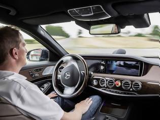 Φωτογραφία για Αυτόνομα BMW και Mercedes στη Γερμανία μέχρι το 2024