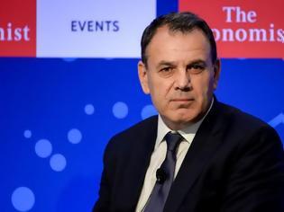 Φωτογραφία για ΥΕΘΑ Ν. Παναγιωτόπουλος: ''Εξηγούμαι για να μην παρεξηγούμαι. Δεν μου αρέσει η συμφωνία των Πρεσπών''