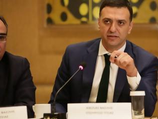 Φωτογραφία για Βασίλης Κικίλιας: Τριετές σύμφωνο συνεργασίας Υπουργείου Υγείας – Φορέων για μεγαλύτερη επιχειρηματική σταθερότητα