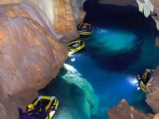 Φωτογραφία για Ο θησαυρός των σπηλαίων της Ελλάδας