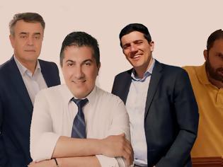 Φωτογραφία για ΚΩΣΤΑΣ ΤΡΙΑΝΤΑΚΩΝΣΤΑΝΤΗΣ: Δείτε ποιοι εκλέγονται Δημοτικοί Σύμβουλοι στο Δήμο ΑΚΤΙΟΥ -ΒΟΝΙΤΣΑΣ