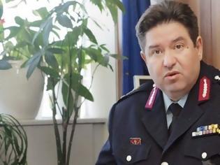 Φωτογραφία για Ο Μιχάλης Καραμαλάκης νέος Αρχηγός της ΕΛ.ΑΣ.