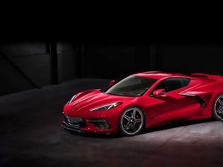 Φωτογραφία για Chevrolet Corvette Stingray C8 V8 500ΗΡ