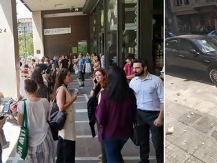 Φωτογραφία για Σεισμός 5,3 στην Αθήνα: Προβλήματα σε επικοινωνίες και ηλεκτροδότηση