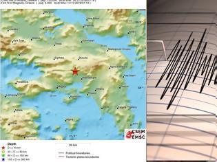 Φωτογραφία για Σεισμός 5,3 Ρίχτερ στην Αττική - Τρόμος από την ένταση και τη διάρκεια