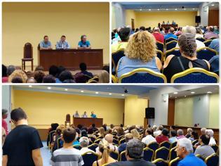Φωτογραφία για ΑΣΤΑΚΟΣ: Πραγματοποιήθηκε η πρώτη μετεκλογική συνέλευση της Δημοτικής παράταξης του ΓΙΑΝΝΗ ΤΡΙΑΝΤΑΦΥΛΛΑΚΗ