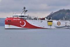 Ασταμάτητη η Τουρκία - Στέλνει στη Μεσόγειο και το «Ορούτς Ρέις»