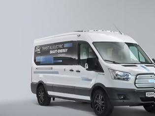 Φωτογραφία για Ford Transit Smart Energy Concept