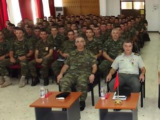 Φωτογραφία για Ομιλία Αρχηγού Γενικού Επιτελείου Στρατού στους Ανθυπολοχαγούς Τάξης 2019