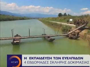 Φωτογραφία για Δεν σταματούν πουθενά οι Ευέλπιδες – Εκπαιδεύονται σκληρά ακόμα και το καλοκαίρι (βίντεο)