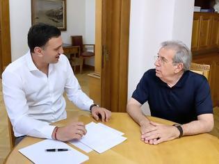 Φωτογραφία για Ο καθηγητής Παναγιώτης Μπεχράκης επικεφαλής Επιτροπής για τoν έλεγχο του καπνίσματος