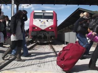 Φωτογραφία για Αποκλεισμένη σιδηροδρομικά για δυο μήνες η Θράκη - Στη Δράμα θα τερματίζουν τα δρομολόγια