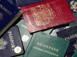 Φωτογραφία για Τα πιο ισχυρά διαβατήρια στον κόσμο -Στην κορυφή τα γερμανικά, πού βρίσκονται τα ελληνικά