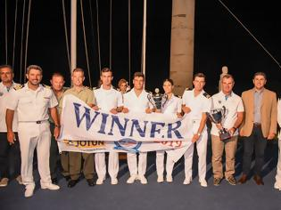Φωτογραφία για 56ο Ράλλυ Αιγαίου: Ποια ομάδα του Πολεμικού Ναυτικού βραβεύτηκε – ΦΩΤΟ