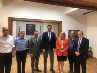 Φωτογραφία για Συνάντηση με Υπουργούς υγείας: Άρση πολυετούς αποκλεισμού της ΕΝΙ-ΕΟΠΥΥ