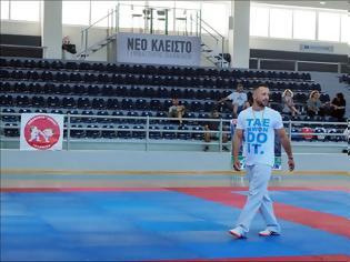 Φωτογραφία για Ο Κακαρέλης Νίκος επικεφαλής  προπονητής στα μεγαλύτερα camp  taekwondo και Kick Boxing του Ιουλίου