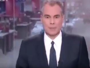 Φωτογραφία για Δέκα απίθανες γκάφες σε δελτία ειδήσεων