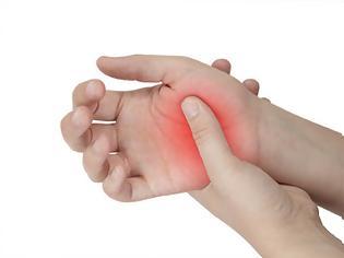 Φωτογραφία για Αλγοδυστροφία, σύνδρομο σύμπλοκου περιοχικού πόνου με πόνο και αίσθημα καψίματος σε πόδια ή χέρια