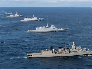 Φωτογραφία για Σειρήνες πολέμου στην Ανατολική Μεσόγειο – «Εισβολή» της Τουρκίας με ΝΑVTEX στην ένωση των ΑΟΖ Ελλάδας, Κύπρου και Αιγύπτου