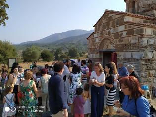 Φωτογραφία για Γιόρτασε το βυζαντινό εκκλησάκι του ΑΓΙΟΥ ΣΤΕΦΑΝΟΥ στην ΠΑΠΑΔΑΤΟΥ Ξηρομέρου