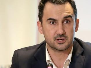 Φωτογραφία για Δήλωση Αλ. Χαρίτση για το πολυνομοσχέδιο: Αντιδημοκρατικό πισωγύρισμα στην αυτοδιοίκηση