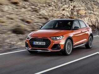 Φωτογραφία για Audi A1 citycarver