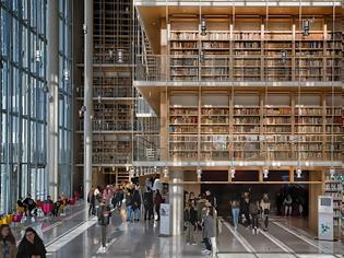 Φωτογραφία για Η Εθνική Βιβλιοθήκη της Ελλάδος