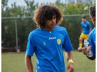 Φωτογραφία για Ο 19χρονος ΓΕΡΑΣΙΜΟΣ (ΜΑΚΗΣ) ΜΑΠΑΚΑΔΗΜΑΣ απο την ΚΑΤΟΥΝΑ υπέγραψε επαγγελματικό συμβόλαιο με τον ΠΑΝΑΙΤΩΛΙΚΟ!