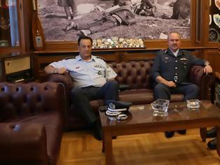 Φωτογραφία για Στην 1η Στρατιά ο νέος Περιφερειακός Αστυνομικός Διευθυντής Θεσσαλίας