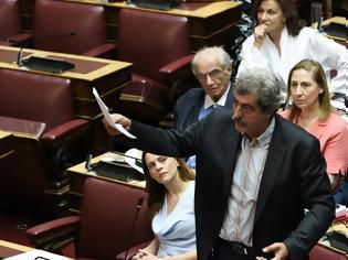Φωτογραφία για Ο ΣΥΡΙΖΑ αποχώρησε και από την ψηφοφορία που είχε ζητήσει ο ίδιος για το άσυλο