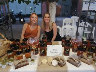 Φωτογραφία για Σύλλογος Γυναικών Αστακού: Πραγματοποιήθηκε η έκθεση τοπικών προϊόντων στη Παραλία του Αστακού (ΦΩΤΟ)
