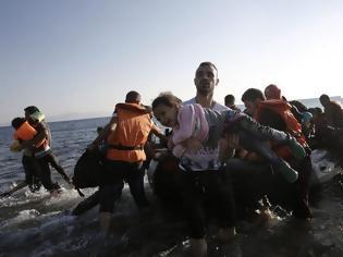 Φωτογραφία για Έμφραγμα και πάλι στα νησιά λόγω του μεταναστευτικού