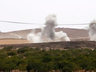 Φωτογραφία για Τουρκία: Εκρήξεις σε αποθήκη πυρομαχικών σε περιοχή κοντά στα σύνορα με τη Συρία
