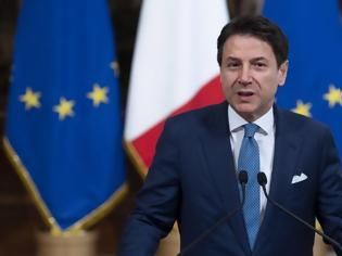 Φωτογραφία για Ιταλία: Ο Σαλβίνι αποφάσισε να ρίξει την κυβέρνηση, να εξηγήσει γιατί, λέει ο Κόντε