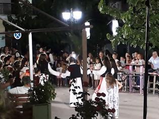 Φωτογραφία για Με επιτυχία το 5ο Φεστιβάλ Παραδοσιακών Χορών στο ΘΥΡΡΕΙΟ - [ΦΩΤΟ-ΒΙΝΤΕΟ]