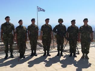 Φωτογραφία για Επίσκεψη του ΑΓΕΣ Αντγου Γ. Καμπά στην Περιοχή Ευθύνης της 79 και 80 ΑΔΤΕ