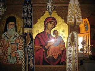 Φωτογραφία για «Ἁγνὴ Παρθένε Δέσποινα»: Ο ύμνος που ζήτησε η Παναγία από τον Άγιο Νεκτάριο να γράψει